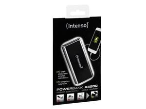 Powerbank Zusatzakku Intenso A5200 5200 mAh Notstrompack USB Ladegerät Li-Ion