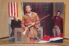 Disney Davy Crockett Goes to Congress Fess Parker Movie Tabletop Display Standee