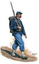 Mark Maritato Civil War Soldier 74th New York Excelsior Bigade Signed Art Print