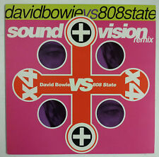 "David Bowie Sound + Vision Remix Maxisingle 12"" Canada 1991"
