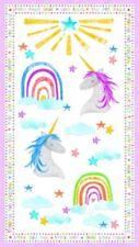 "Wilmington Sparkle Magic Shine  83101 164 - 24""  Panel Cotton Fabric"