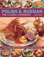 Lustrant & Russe le Classique Livre de Recettes par Catherine Atkinson, Lesley