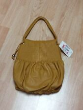 NWT Bodhi Tan Leather Hobo Purse