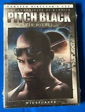 Pitch Black ( New Dvd, 2004, Unrated, Directors Cut, Widescreen Edition) 2-3