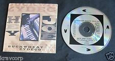 BUCKWHEAT ZYDECO 'HEY JOE' 1992 PROMO CD SINGLE