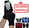 Touch Screen Texting Knit Capacitive Magic Gloves: smart Phone Apple Iphone Ipad