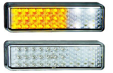 BULL BAR  2 X FRONT INDICATOR & PARK MARKER LAMP 175 SERIES 12V LED AUTOLAMPS