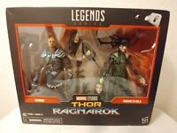 Marvel Legends Series Thor Ragnarok Skurge And Hela