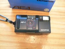 FILM TESTED Olympus AF-1 Super 35mm  f2.8 Lens Same Lens as Mju II mint boxed