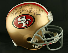 Fred Dean SIGNED SF 49ers F/S Helmet +HOF 2008 +4 x Pro Bowl PSA/DNA AUTOGRAPHED