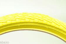 Kenda Kontact BMX Bike 20x2.25 20 x 2.25 Bicycle Tire Yellow