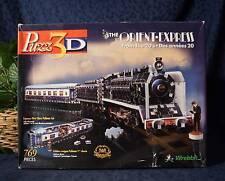 WREBBIT PUZZ 3D  Orient Express 3D Puzzle