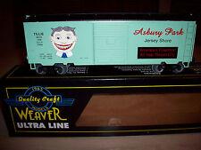 Weaver Custom ASBURY PARK PALACE TILLIE CIRCUS  New Jersey Shore Amusements Box