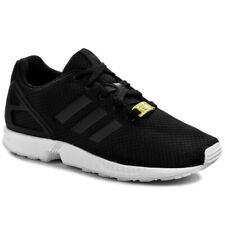 Schuhe Von Junge Mädchen adidas Zx Flux M21294 Schwarz Weiß Turnschuhe Sport