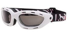 Lunettes/masque flottant Water Sport Goggles BOMBER - blanc- jetski - PWC - Kite