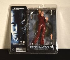 McFarlane Terminator Rise of the Machines T-X Termiantrix and Endoskeleton