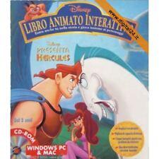 Hercules X PC - NUOVO BIX BOX versione cartonata FACTORY SEALED Disney's