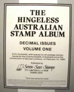 Australian Decimal Stamp Collection 1966 - 2019
