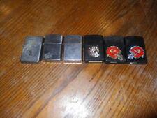 Lot of 6 vintage lighters #4