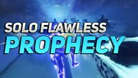 Prophecy Solo Flawless Ps4 Xbox Pc