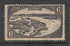 BRUNEI 1924 SG69 - 6c -  DEFINITIVE. Mounted mint