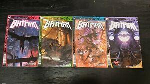 2021 DC COMICS COMPLETE SET #1-4 FUTURE STATE THE NEXT BATMAN NM UNREAD SET