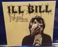 Ill Bill - The Hour of Reprisal CD SAMPLER la coka nostra wu-tang clan tech n9ne