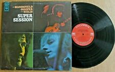 SUPER SESSION LP: BLOOMFIELD, KOOPER, STILLS - COLUMBIA 9701 -1968- BLUES, ROCK