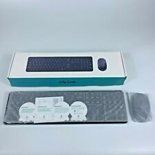 Wireless Keyboard and Mouse Jelly Comb K027