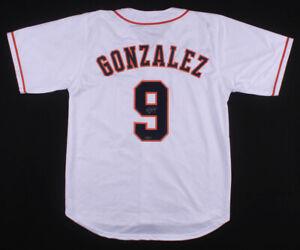 Marwin Gonzalaz Signed Houston Astros Jersey (TriStar Hologram) 2017 World Champ