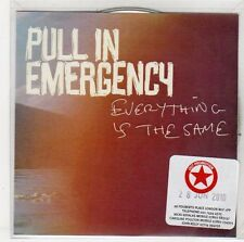 (ER160) Pull In Emergency, Everything Is The Same - 2010 DJ CD