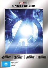 Avengers Quadrilogy - 4 Movie Collection : NEW DVD