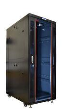 "32U 35"" Deep  IT Free Standing Server Rack Cabinet Enclosure. Fits Most Servers"