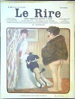 Le RIRE N° 338 du 27 Avril 1901 - le chauffeur