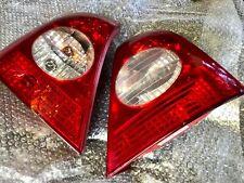 PHARES FEUX RENAULT CLIO II 1998/2009 ORIGINAUX  8200071414 8200071413 OCCASION