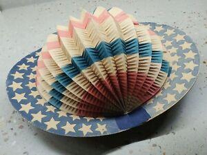 1876 CENTENNIAL PATRIOTIC HAT