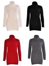 Unbranded Patternless Long Sleeve Dresses for Women