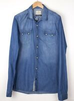 Scotch & Soda Hommes Slim Décontracté Jeans T-Shirt Taille XL ASZ70