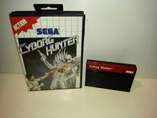 Cyborg Hunter für Sega Master System OVP (ohne Anleitung)