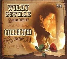 3 CD (NEU!) . Best of WILLY DeVILLE - (+Rares Mink de Ville Italian Shoes mkmbh