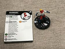 Piledriver 016 NM W/ Card -Common- Marvel HeroClix: The Mighty Thor