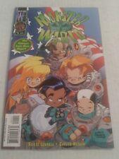 Monster World #1 July 2001 Wildstorm DC Comics Lobdell Meglia