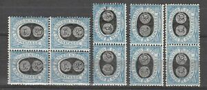 S37590 Dealer Stock San Marino MNH 1931 Postage Stamps c.25 Su c.5 Sass. 38