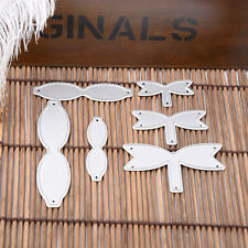 Bamboo-copter Metal Cutting Dies Stencil For Scrapbooking Paper Cards Decor DIY