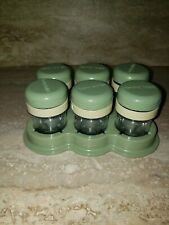 Baby Bullet Food Storage System Set of 6 Cups W/Tray