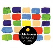 ROBIN TROWER - LIVING OUT OF TIME  CD  CLASSIC ROCK & POP  NEW!