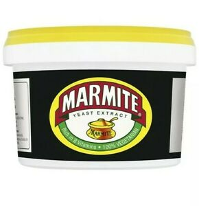 Marmite Yeast Extract 600g Tub, Rich in B Vitamins, 100% Vegetarian