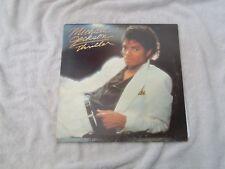 Michael Jackson - Thriller - 1982 - EPIC Original QE 38112 - VG+