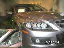 Saute vent Mazda bt-50 4-porte 2007-aujourd/'hui 2-tlg HEKO foncé Déflecteurs