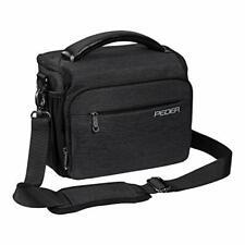 "PEDEA DSLR camera bag""Noble"" Camera bag for SLR cameras with waterproof rain"